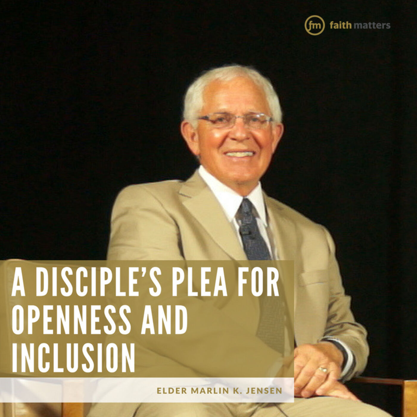 4. A Disciple's Plea for Openness and...