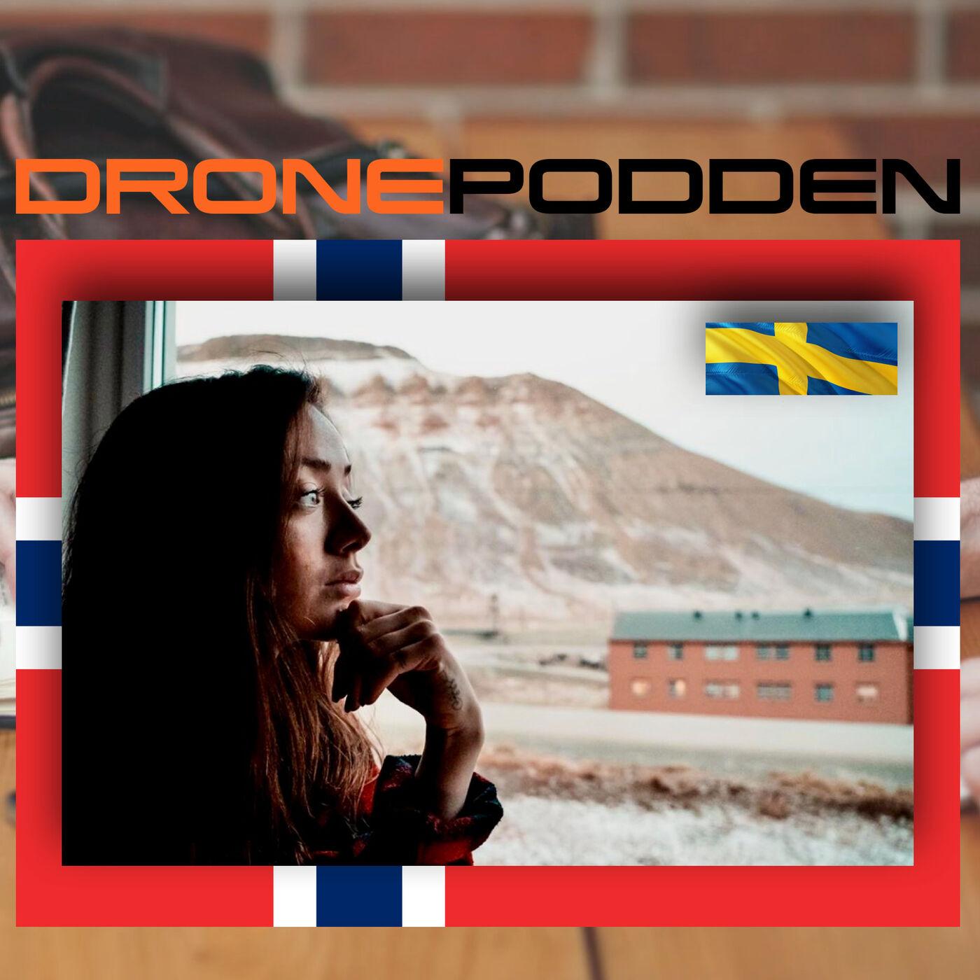 Episode Bonus I - Lisa Maria Bolin er vinner av 3de premie i FOTOKONKURRANSEN til Droneklubben.no