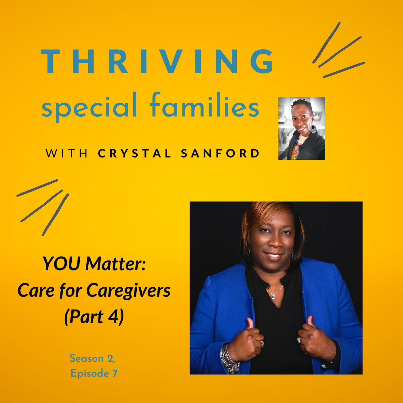 YOU Matter: Care For Caregivers (Part 4)
