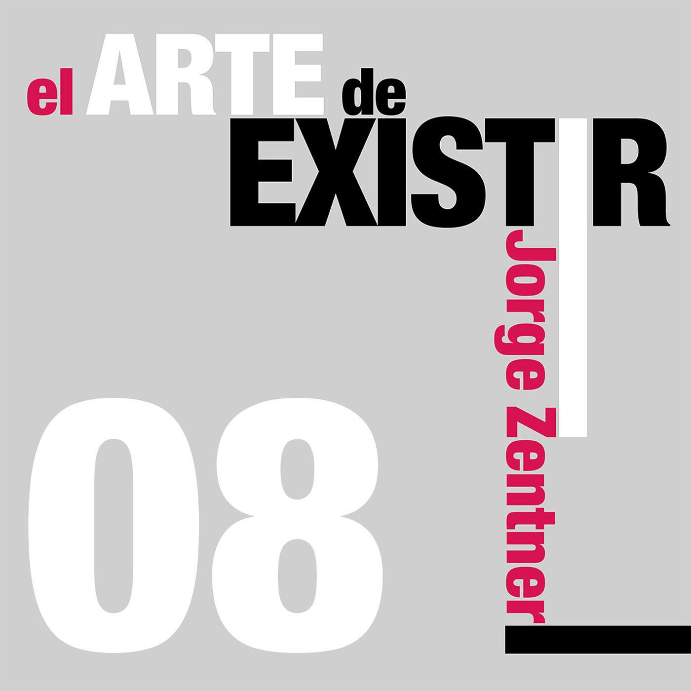 """eAdE #08 - """"El universo generoso"""" (Patricia Caicedo)"""