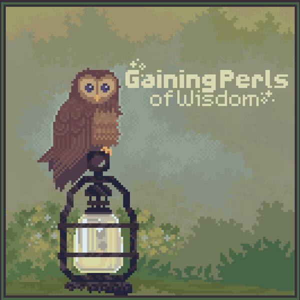 Gaining Perls of Wisdom Podcast Artwork Image