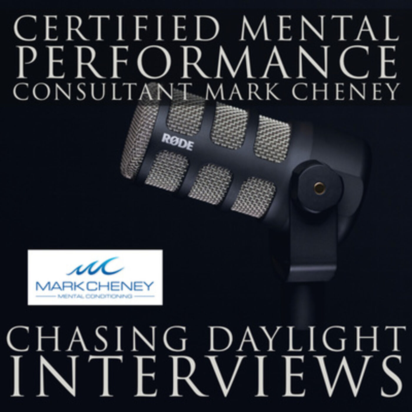 E111: Certified Mental Performance Consultant (CMPC) Mark Cheney