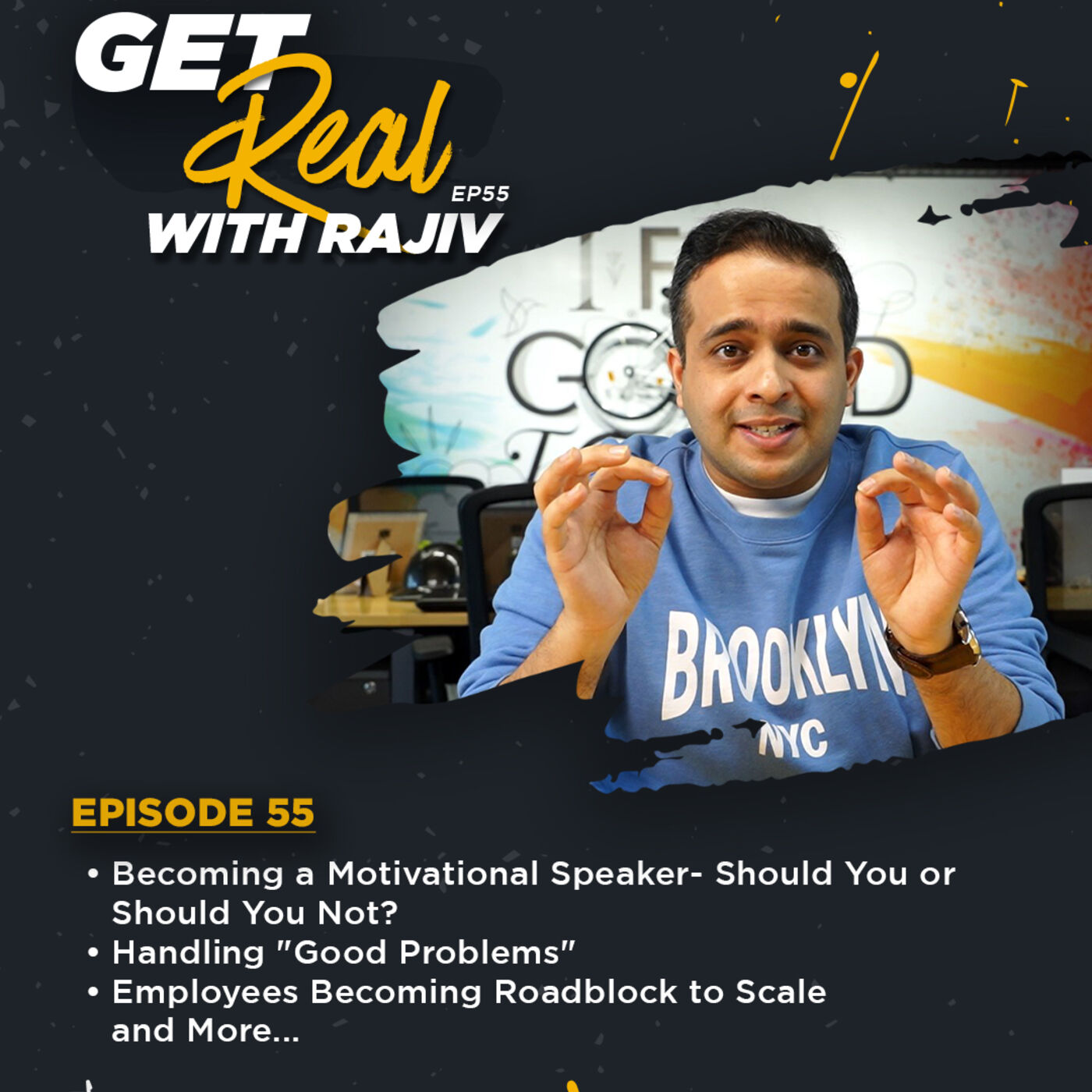 """Becoming a motivational speaker- should you or should you not? 