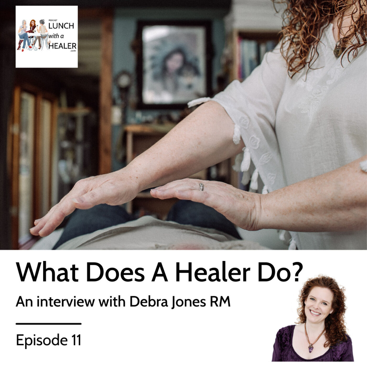What Does a Healer Do?