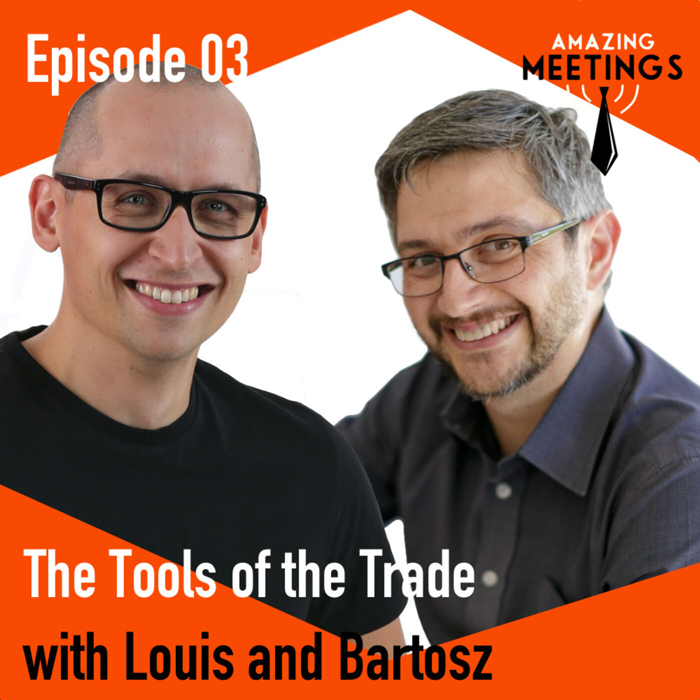 Easy Facilitation Techniques for Everyone - with Louis and Bartosz