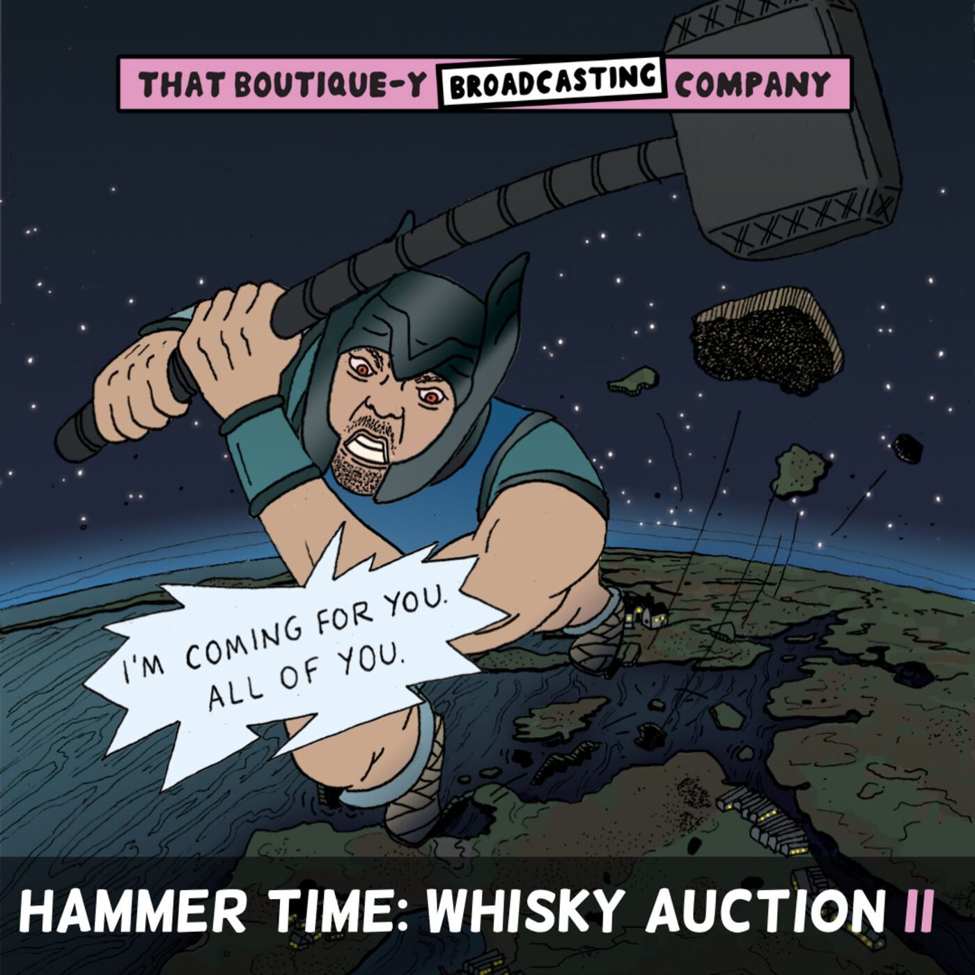 Batch 8.5: Hammer Time: Whisky Auction II
