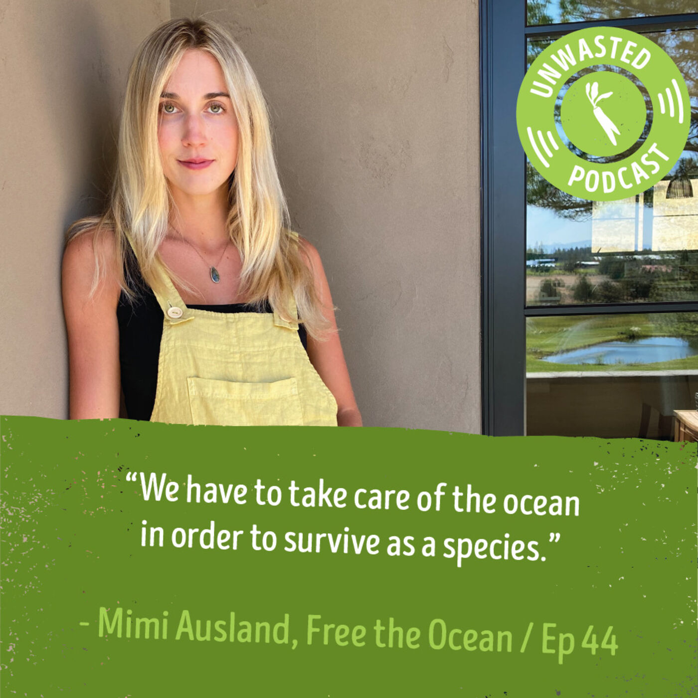 Eliminating Ocean Plastic with Mimi Ausland