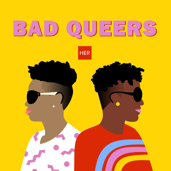 Bad Queers  Podcast Artwork Image