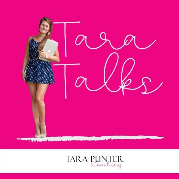 Tara Talks Podcast Artwork Image