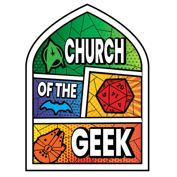 Church of the Geek Podcast Artwork Image