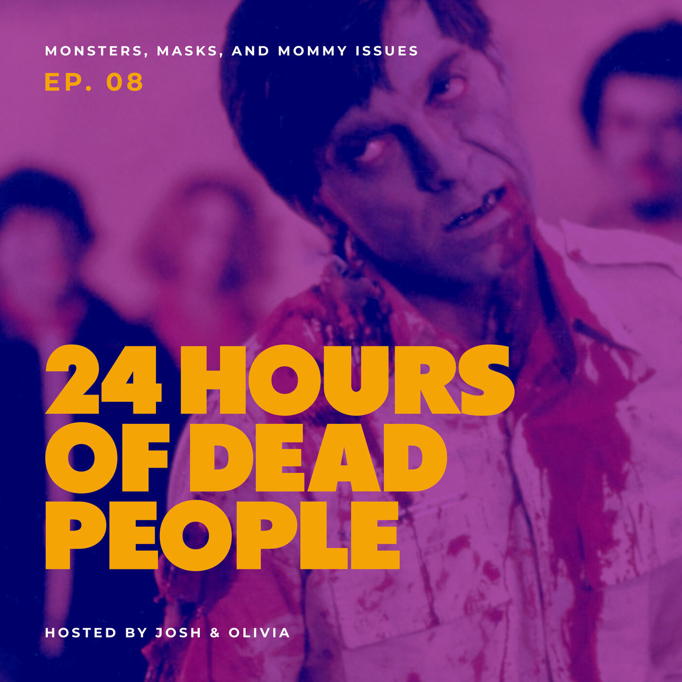 24 Hours of Dead People