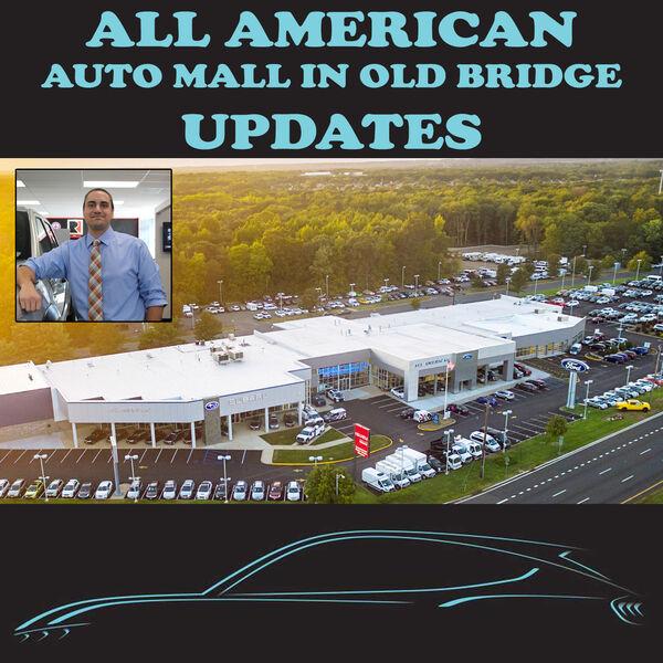 All American Auto Mall in Old Bridge Updates Podcast Artwork Image