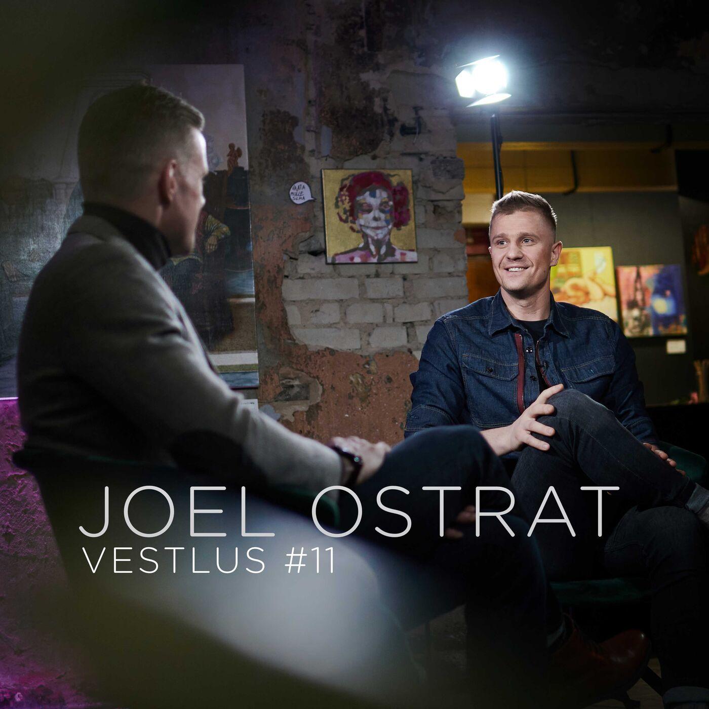 1STAGE VESTLUS #11 - Joel Ostrat