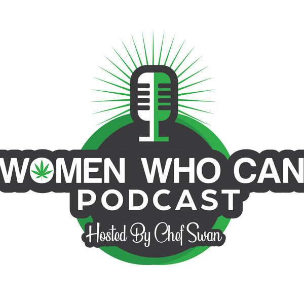 Women Who Cannabis Podcast Artwork Image