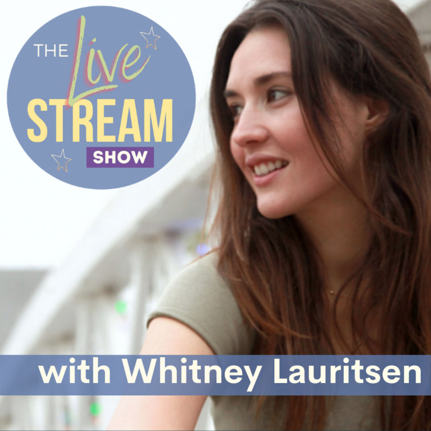 Get Comfortable With Being Uncomfortable - with Whitney Lauritsen