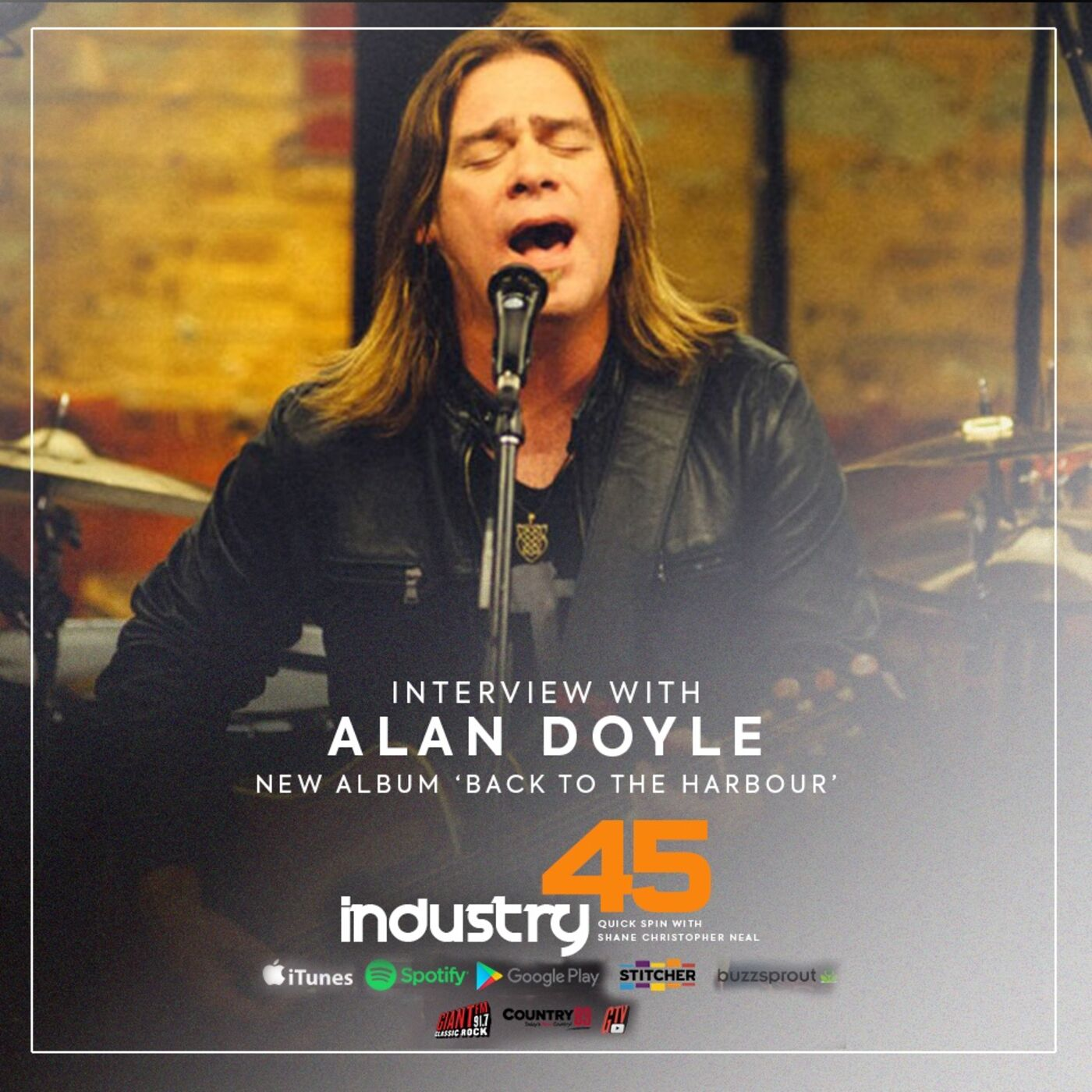 Industry 45 Quick Spin feat. Alan Doyle    FULL