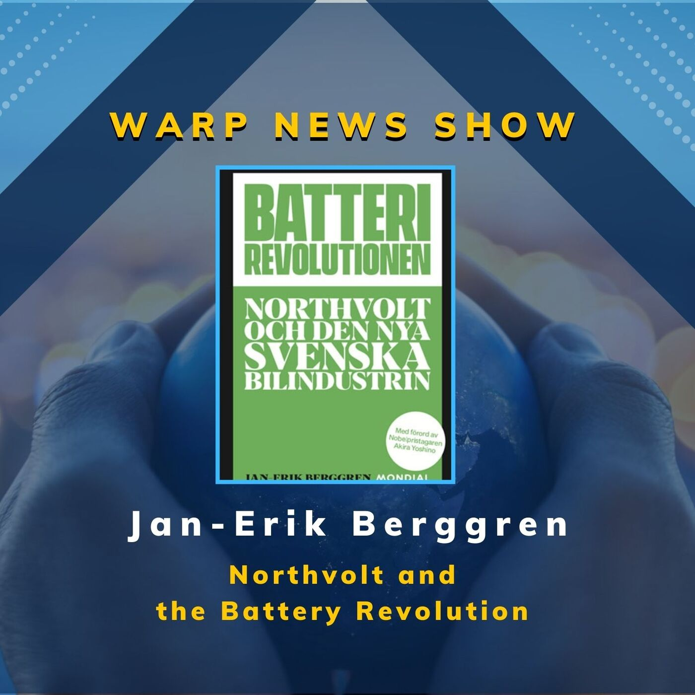💡 Warp News Show: Northvolt and the battery revolution