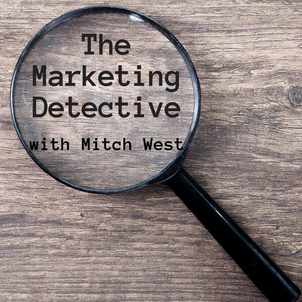 The Marketing Detective Podcast Artwork Image