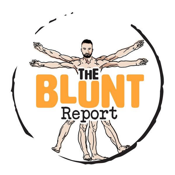 The Blunt Report  Podcast Artwork Image