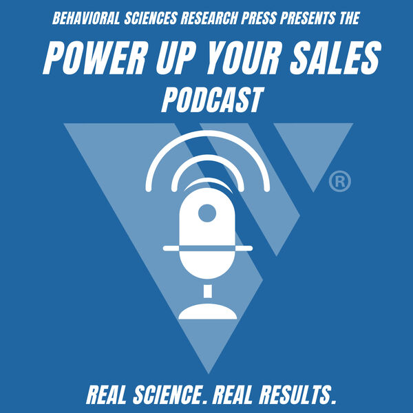 Power Up Your Sales Podcast Podcast Artwork Image