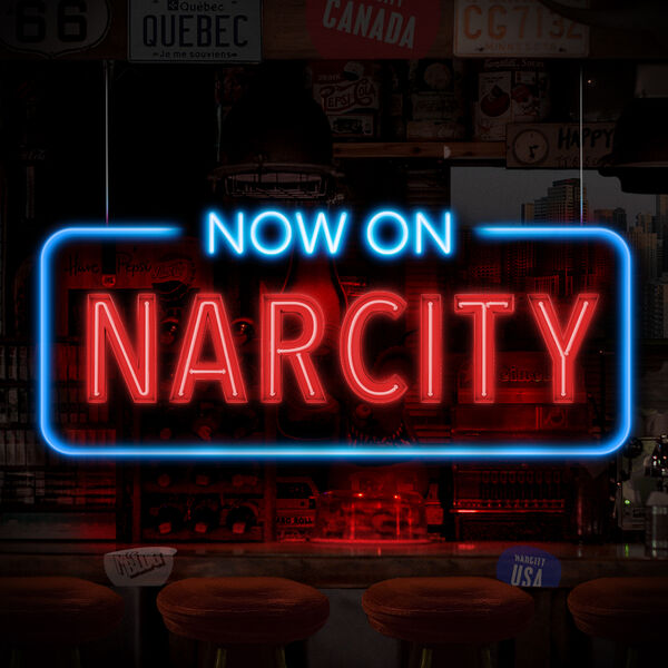 Now On Narcity Podcast Artwork Image