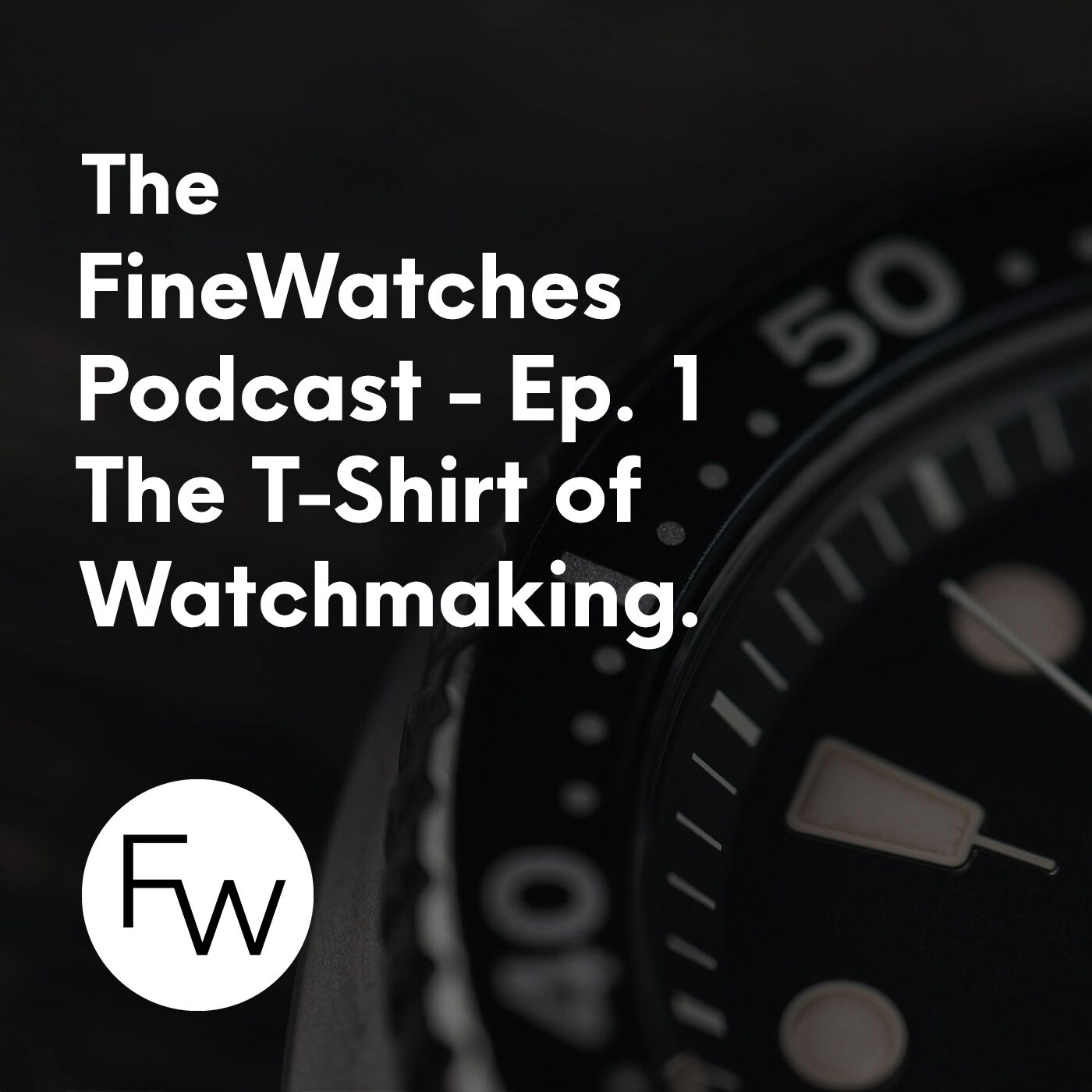 The T-Shirt of Watchmaking - A conversation with William Massena.