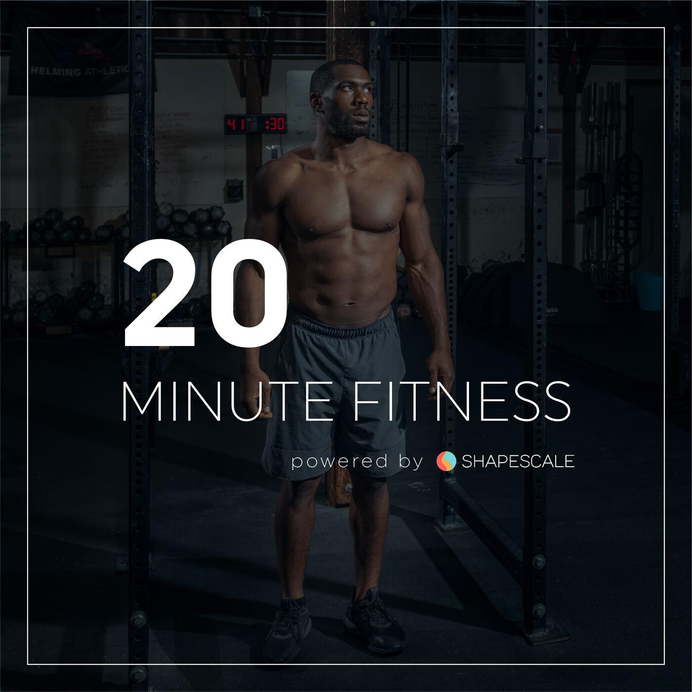 Tips On Training, Nutrition & Discipline With An Ultramarathon Runner - 20 Minutes Fitness Episode #228
