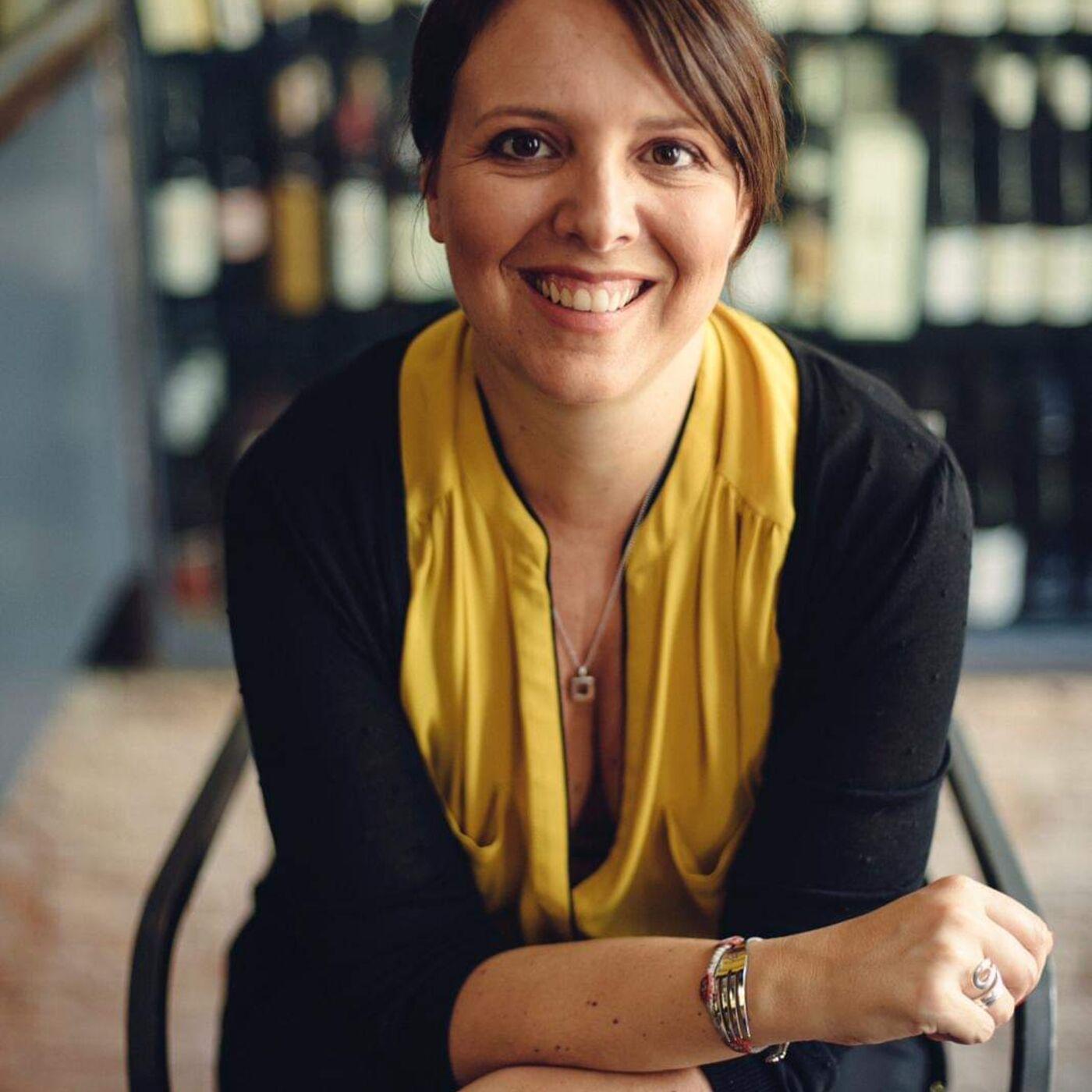 Ep. 14 - Luciana Squadrilli: scrivere di pizza, tra professione e passione