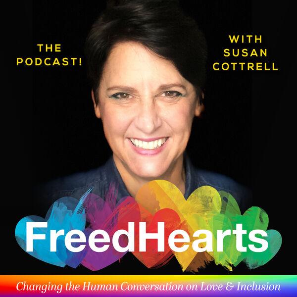 FreedHearts Podcast Artwork Image