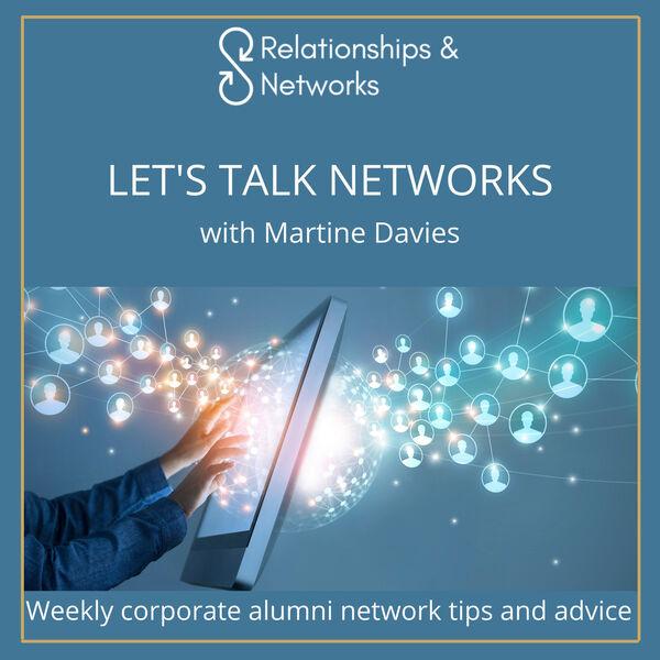 Let's talk networks Podcast Artwork Image