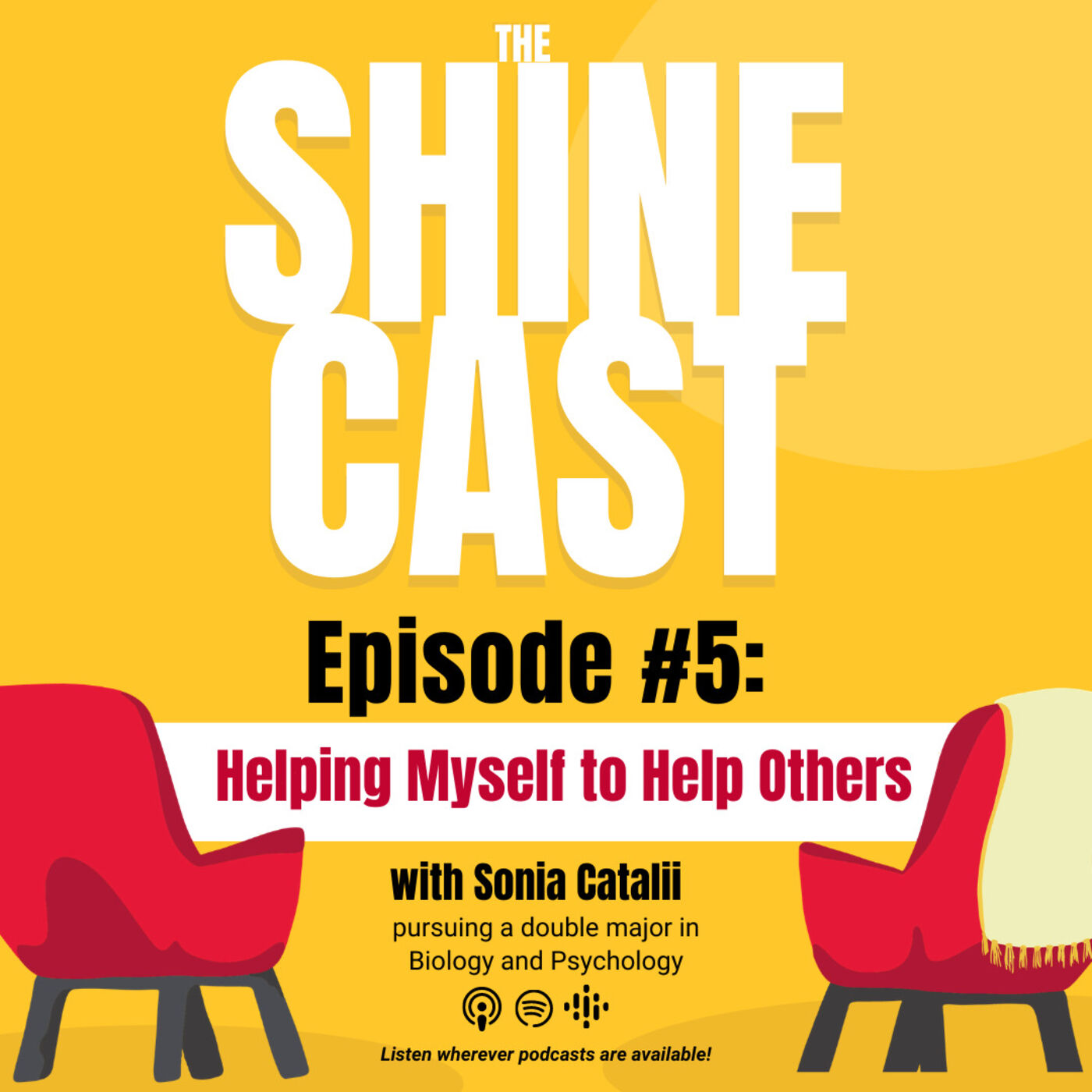 Episode 5: Sonia - Helping Myself to Help Others