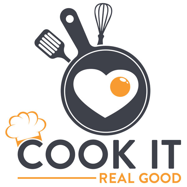 Cook It Real Good Podcast Artwork Image