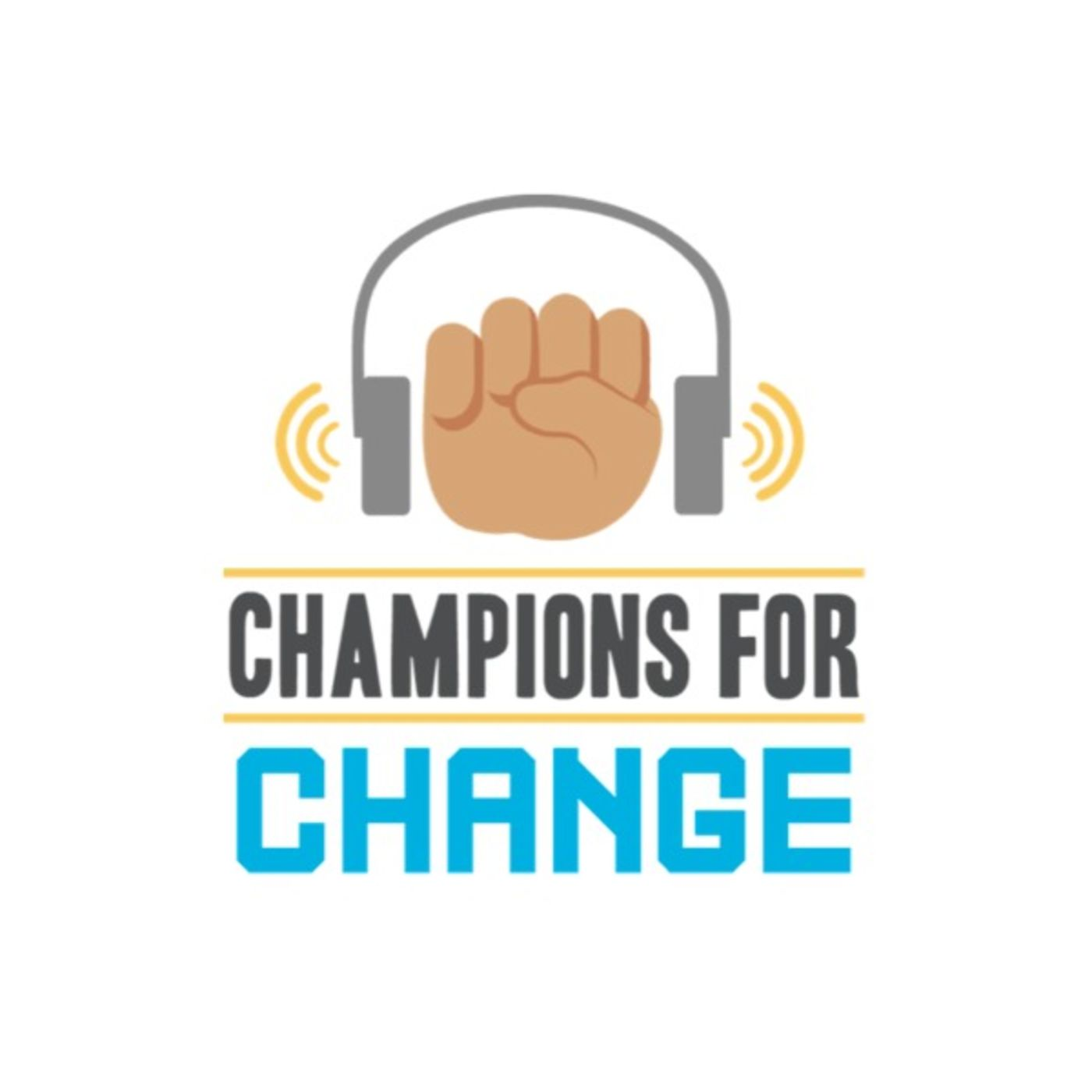 Podcast #1 - Champions for Change - Keith Fernandez
