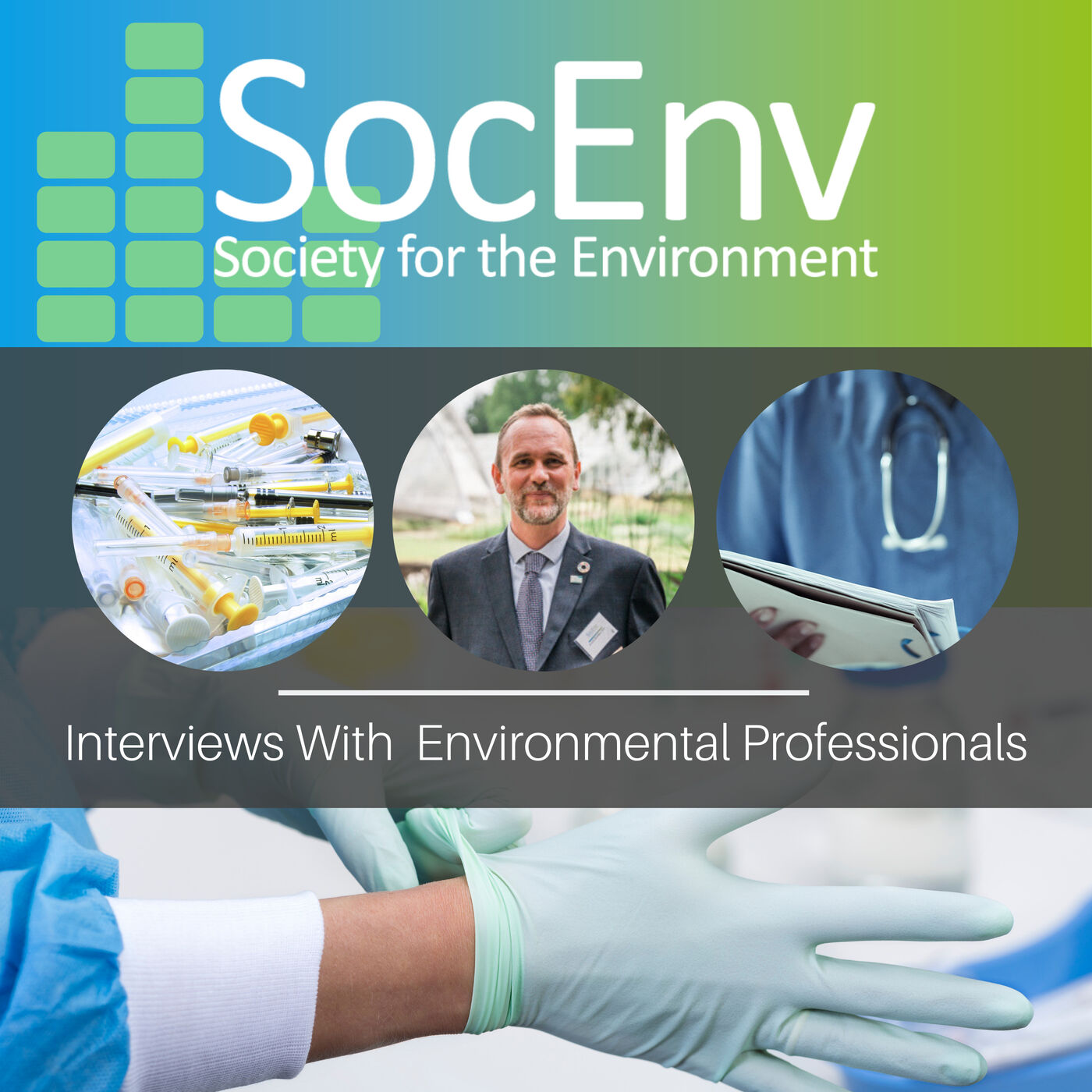 An Interview with Jerome Baddley CEnv