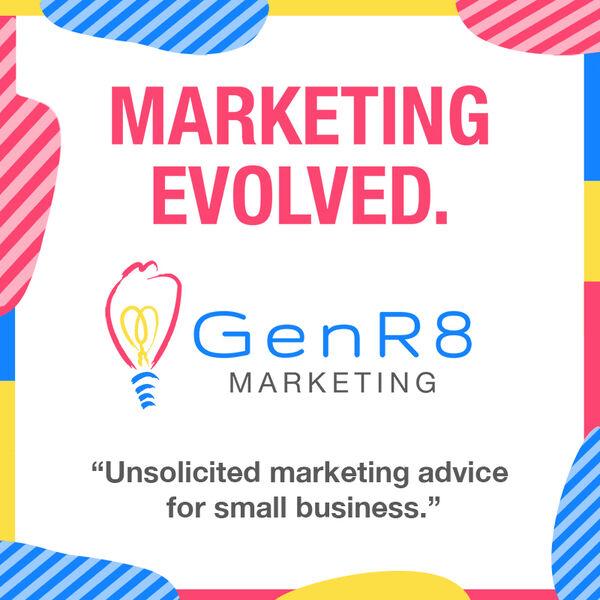 Marketing Evolved. Podcast Artwork Image