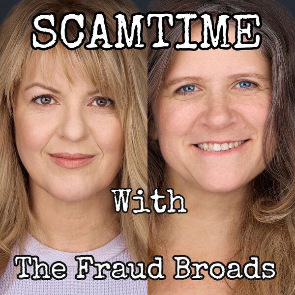 Scamtime Podcast Artwork Image