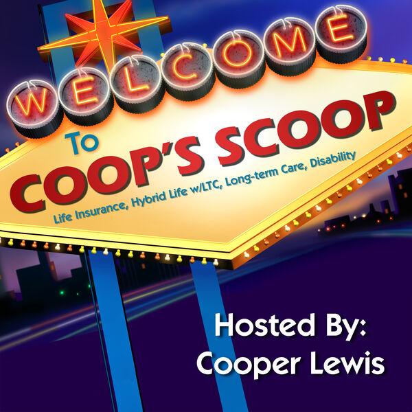 Coop's Scoop Podcast Artwork Image