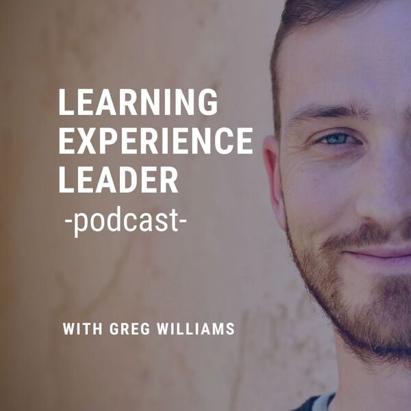 Learning Experience Leader Podcast Artwork Image