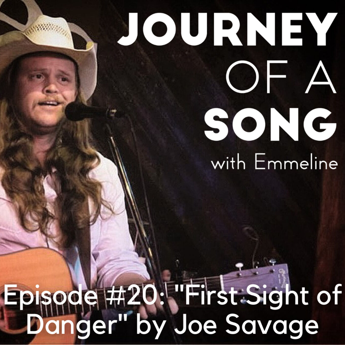 """Episode 20: """"First Sight of Danger"""" by Joe Savage"""