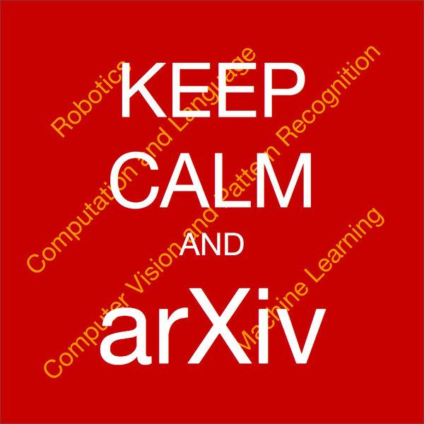 Daily Arxiv Radiostation Podcast Artwork Image
