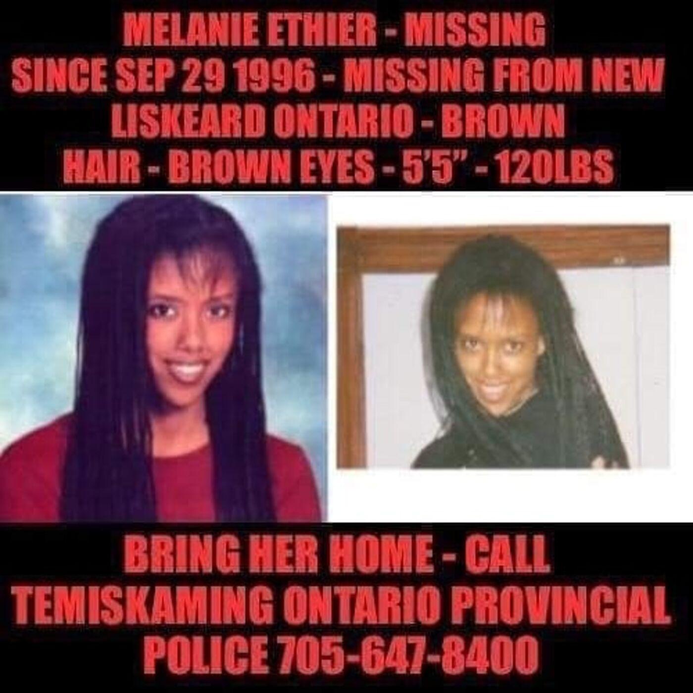 S1 E5 Melanie Ethier: 24 Years Later