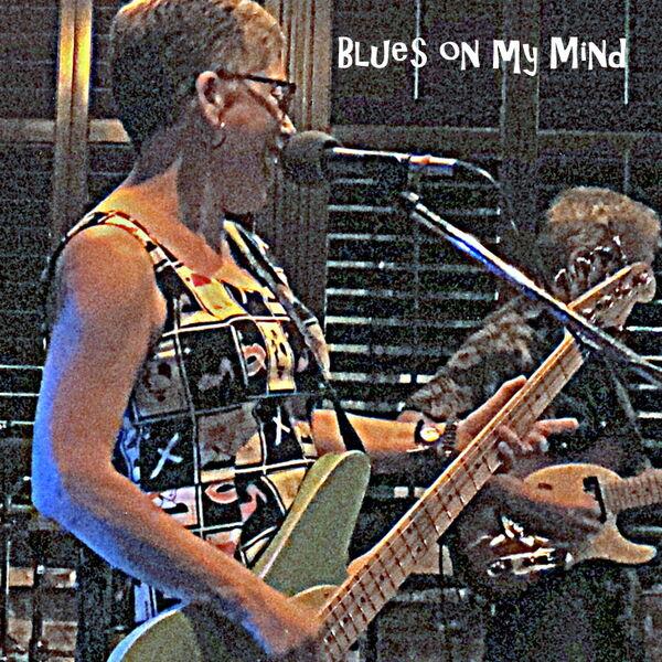 Blues on My Mind Podcast Artwork Image
