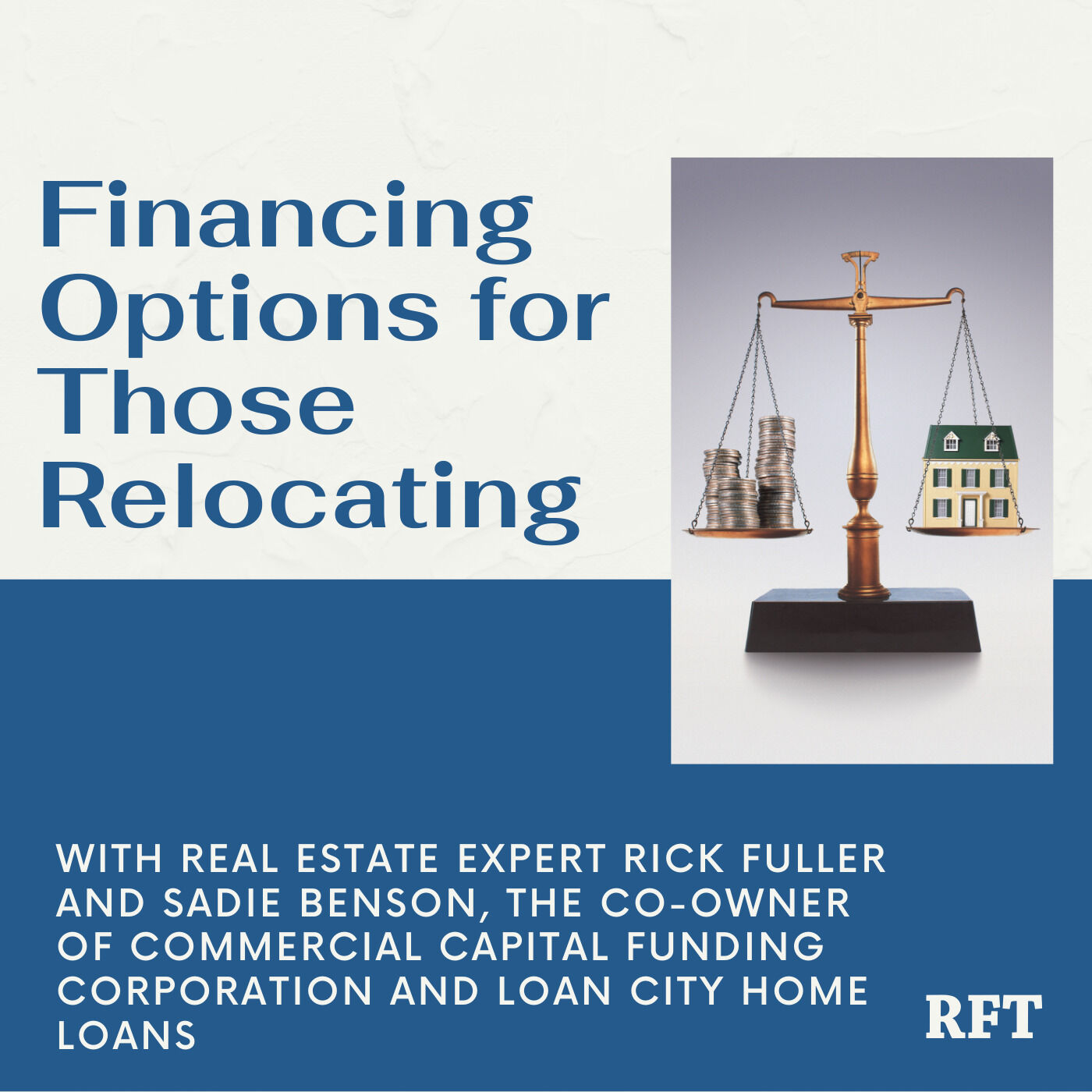 Financing Options for Those Relocating