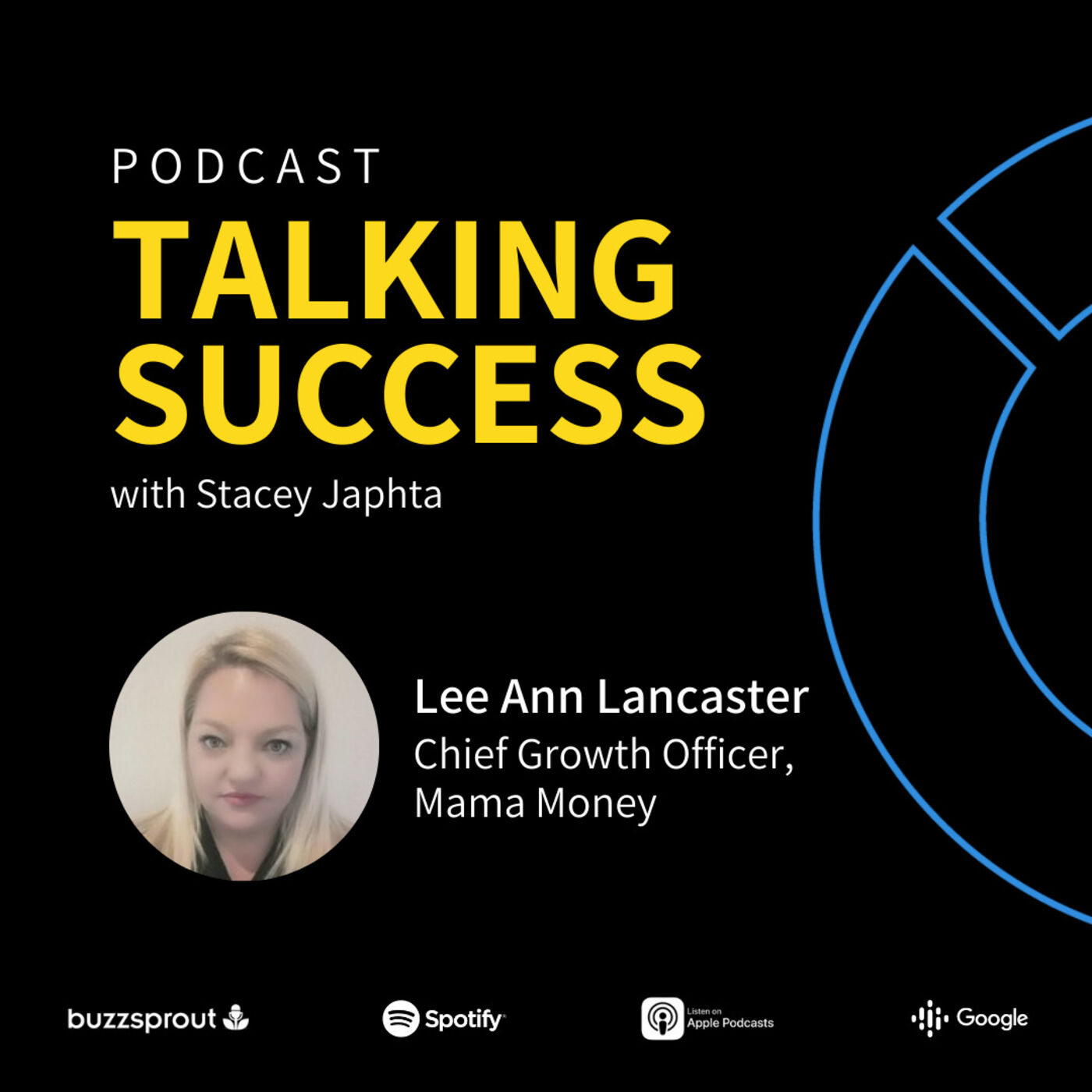 Lee Ann Lancaster, Chief Growth Officer at Mama Money - All things FinTech, how to scale your business, & how to navigate the world when the cards are not stacked in your favor