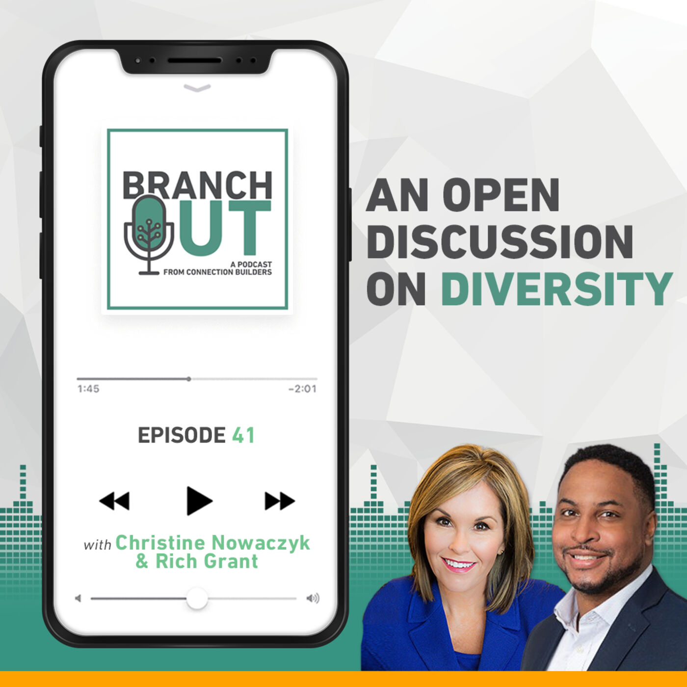 An Open Discussion on Diversity – Christine Nowaczyk & Rich Grant