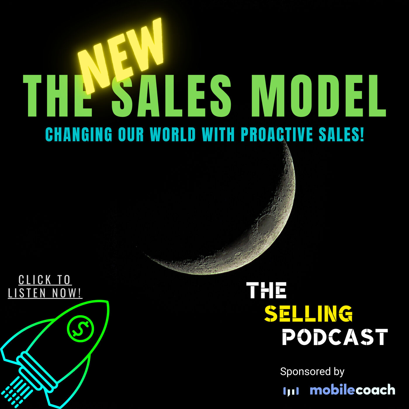 """THE """"NEW"""" SALES MODEL?"""