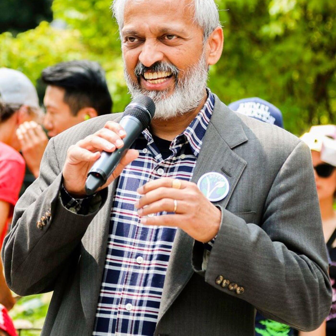 E76: Regenerative Farming w/ Dr. Sailesh Rao