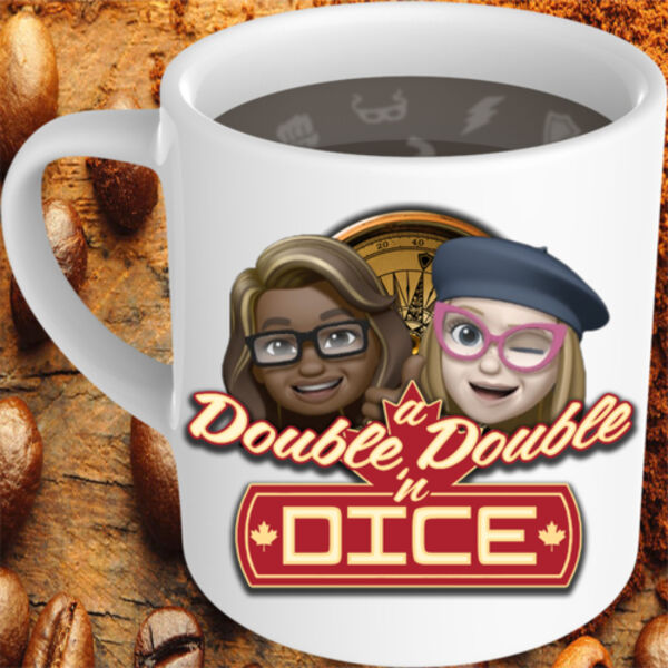 A Double Double 'n Dice - A Dice Masters Podcast Podcast Artwork Image