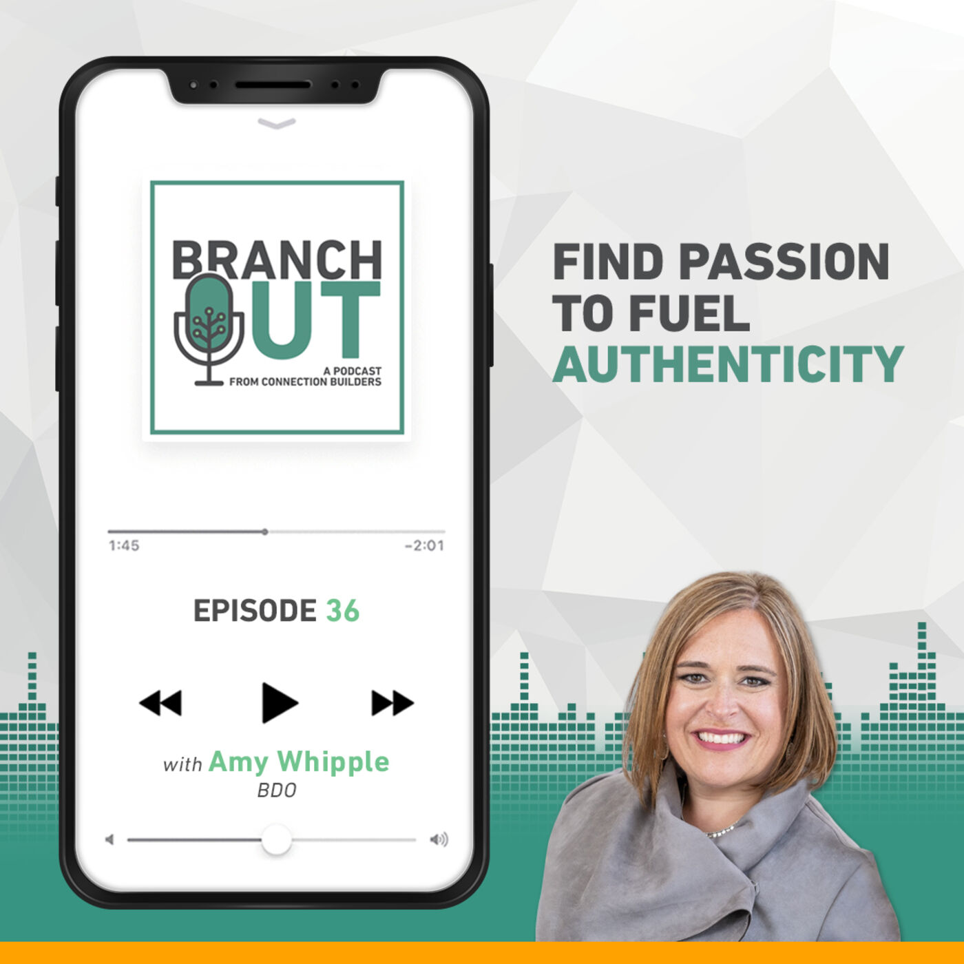 Find Passion to Fuel Authenticity – Amy Whipple