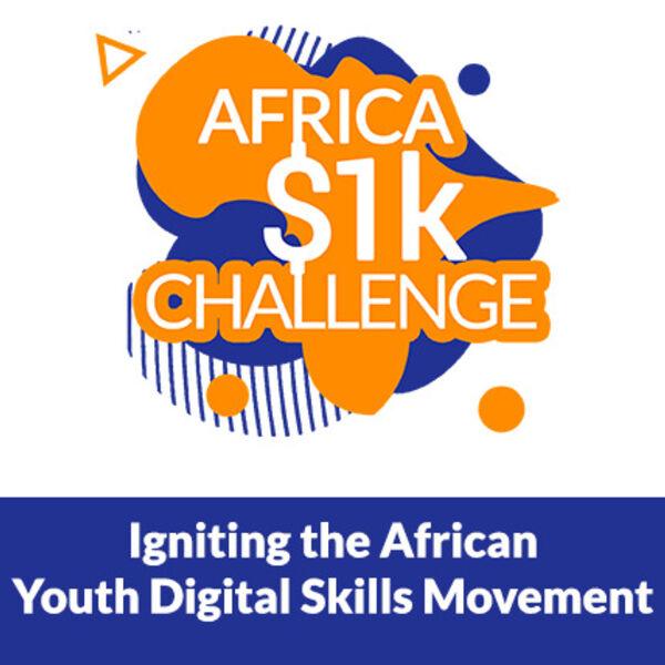 Africa 1k Challenge Podcast Podcast Artwork Image